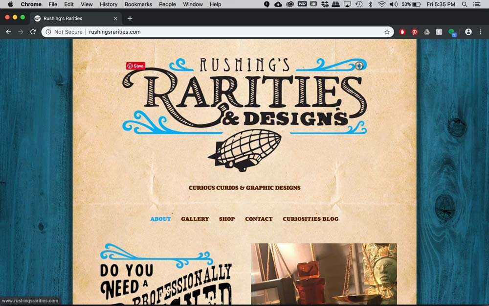 RushingsRarities.com