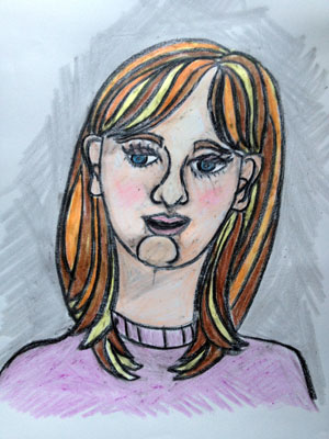 How To Draw Proportional Self Portraits With Kids Artsmudge