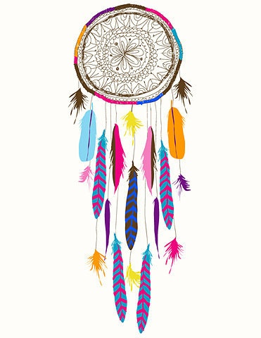 how to make a dreamcatcher for kids step by step