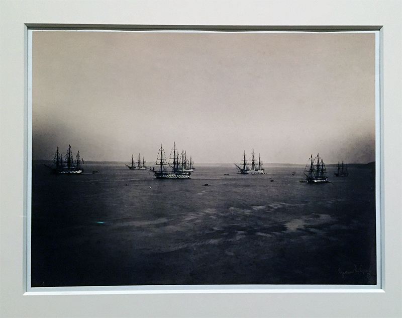 The French and English Fleets, Cherbourg, 1858