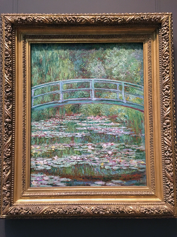 The Water Lily Pond, 1899