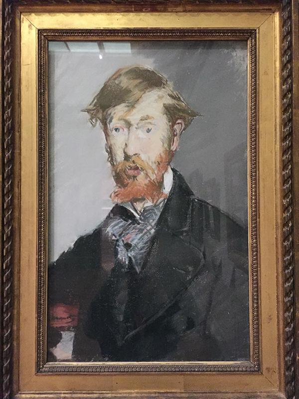 George Moore, 1879