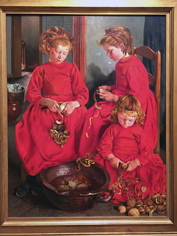 The Three Sisters, 1896