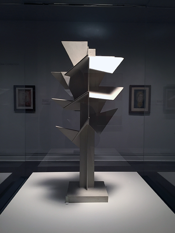 "Maquette for ""Arbre Cubiste (Cubist Tree)"", 1925"