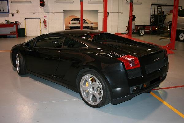 Lamborghini Gallardo LP550 by Automotive Integration.