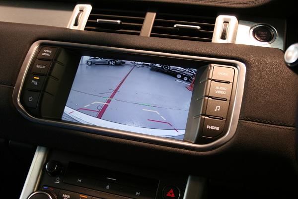 Range Rover Evoke by Automotive Integration.