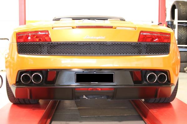 Lamborghini Gallardo LP550/4 by Automotive Integration.