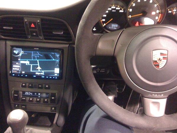 Porsche 997 GT3 by Automotive Integration.