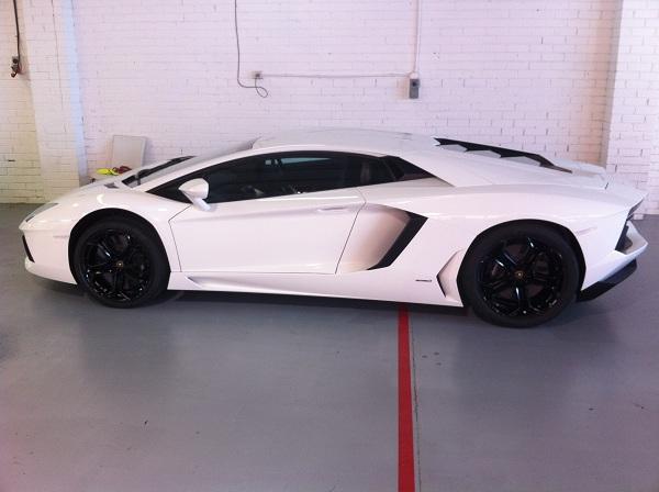 Lamborghini Aventador by Automotive Integration.
