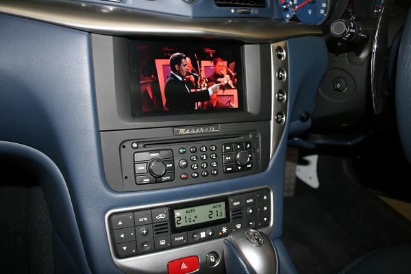 Maserati Grancabrio by Automotive Integration.