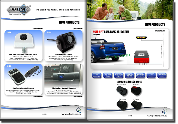 Parksafe 2013 Catalogue