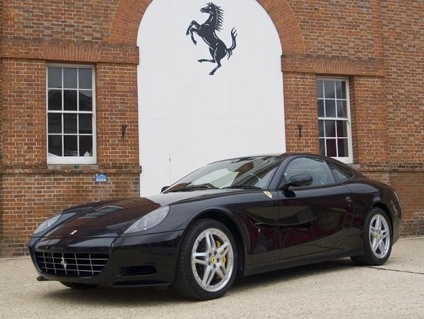 Ferrari 612 Scaglietti by Automotive Integration.