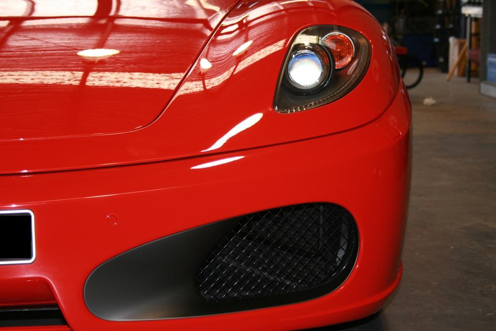 Ferrari F430 by Automotive Integration.