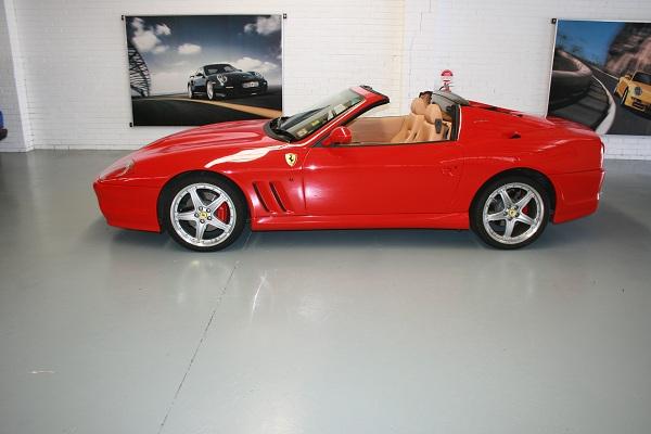 Ferrari 575M Superamerica by Automotive Integration
