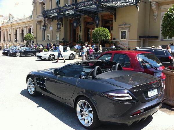 McLaren SLR by Automotive Integration.