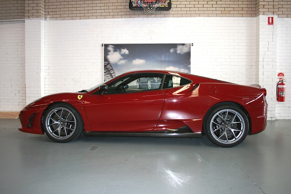 Ferrari F430 Scudaria by Automotive Integration.