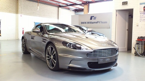 2012 Aston Martin DBS by Automotive Integration.