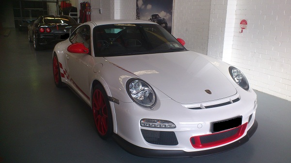 2012 GT3 RS by Automotive Integration.
