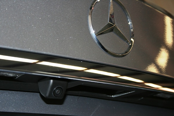The Automotive Integration Rear View Camera system for Mercedes Benz.