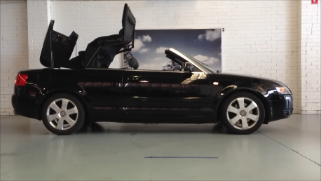 Automatic roof by Automotive Integration vehicle electronics