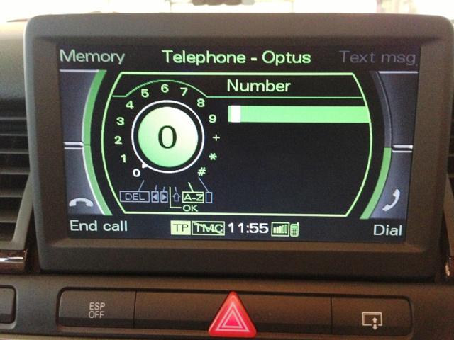 Direct dial capabilities.