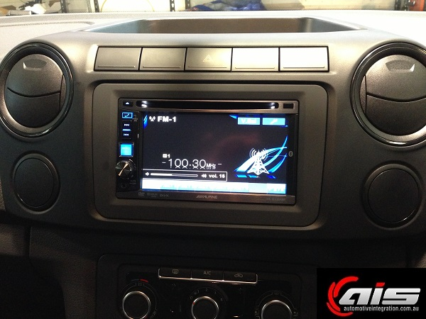 Am/Fm radio with CD and MP3.