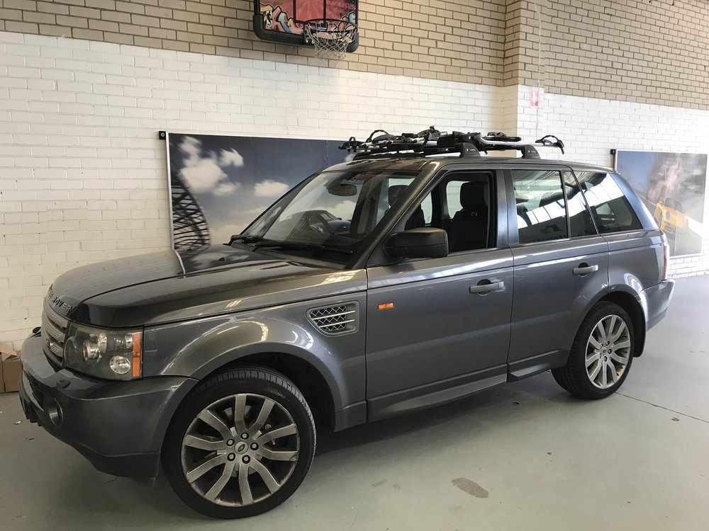The 2006 Range Rover Sport