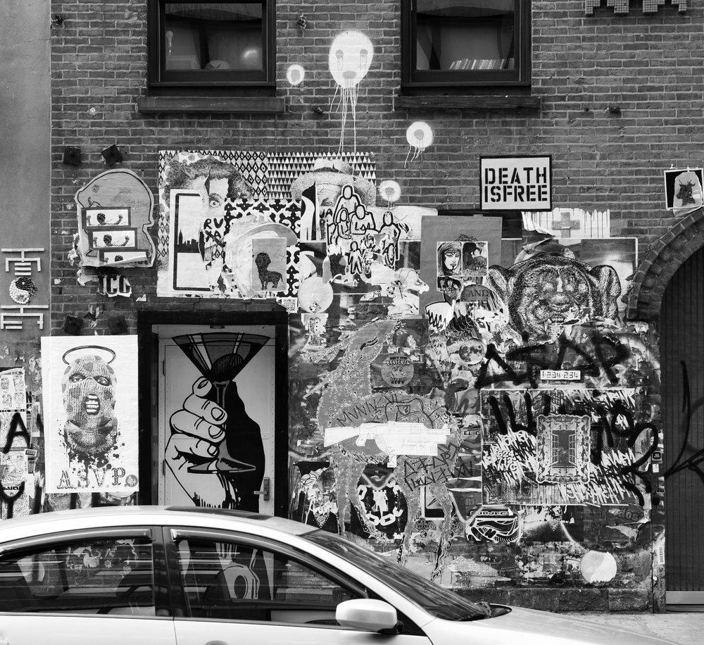 Soho; NYC.