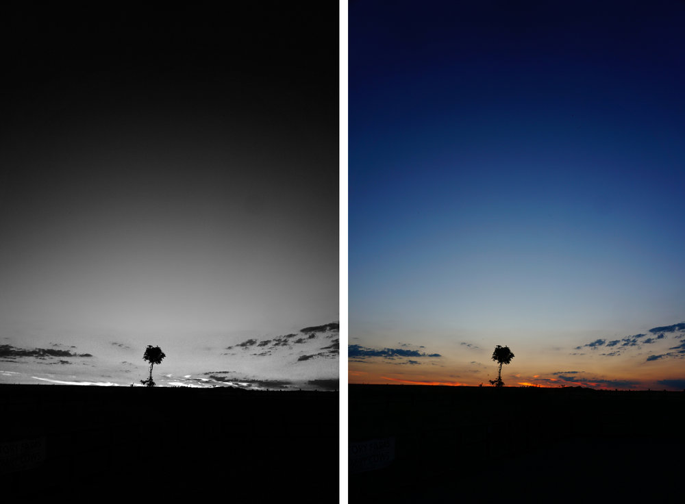 Sunset: Sony a6000