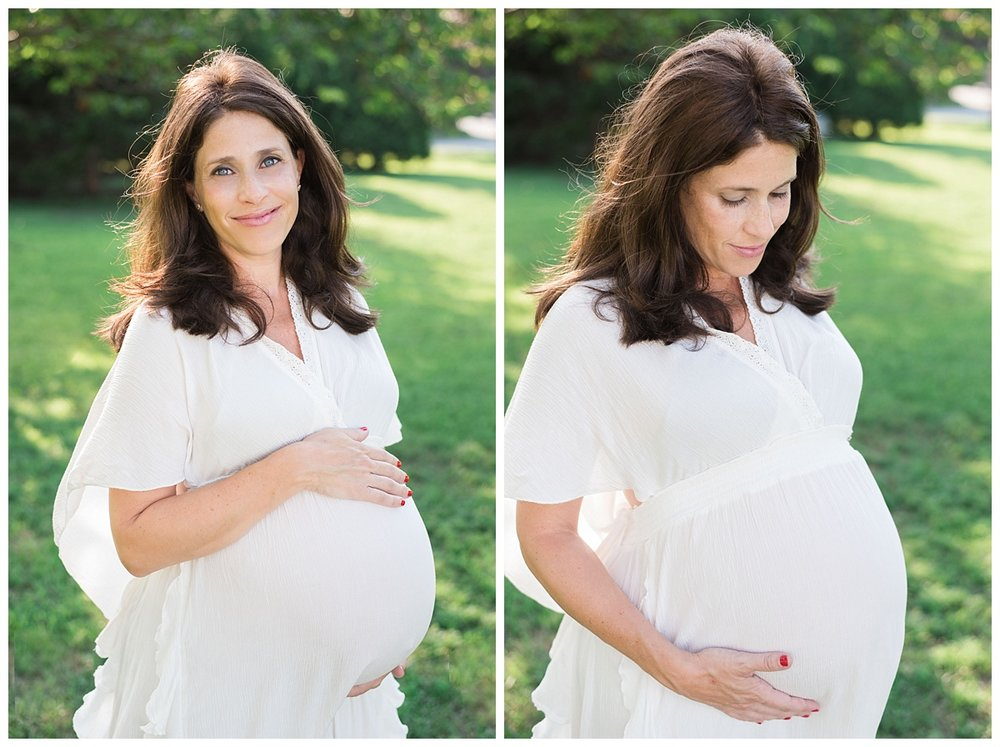 Larchmont Maternity Photographer