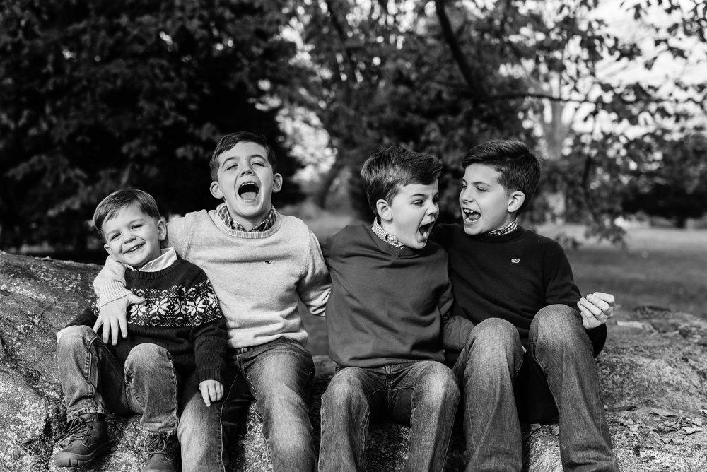 pelham family photographer, Westchester
