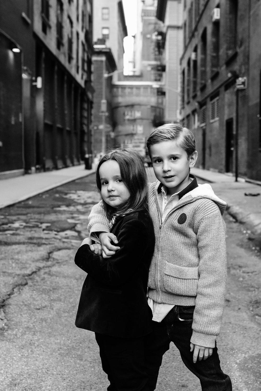 Tribeca, Manhattan family photographer