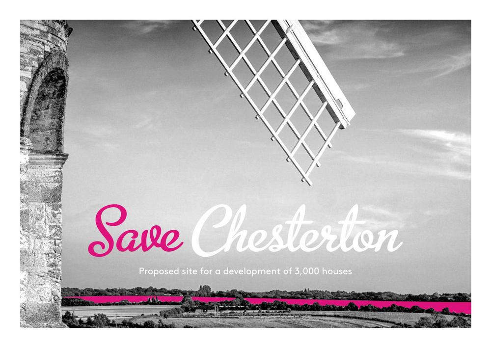 SaveChesterton #01