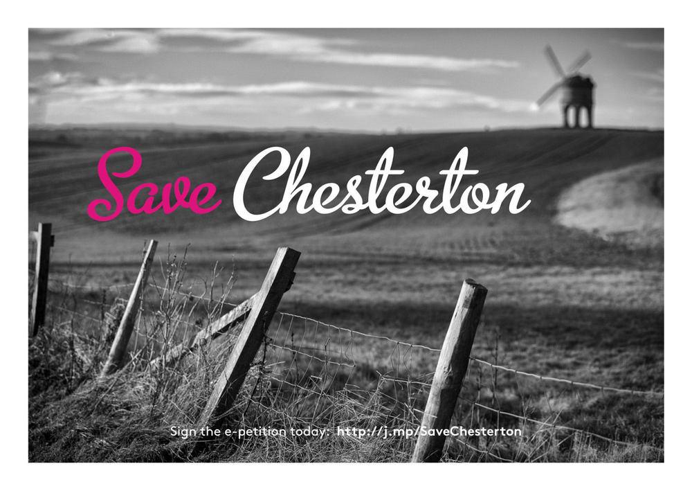 SaveChesterton #05