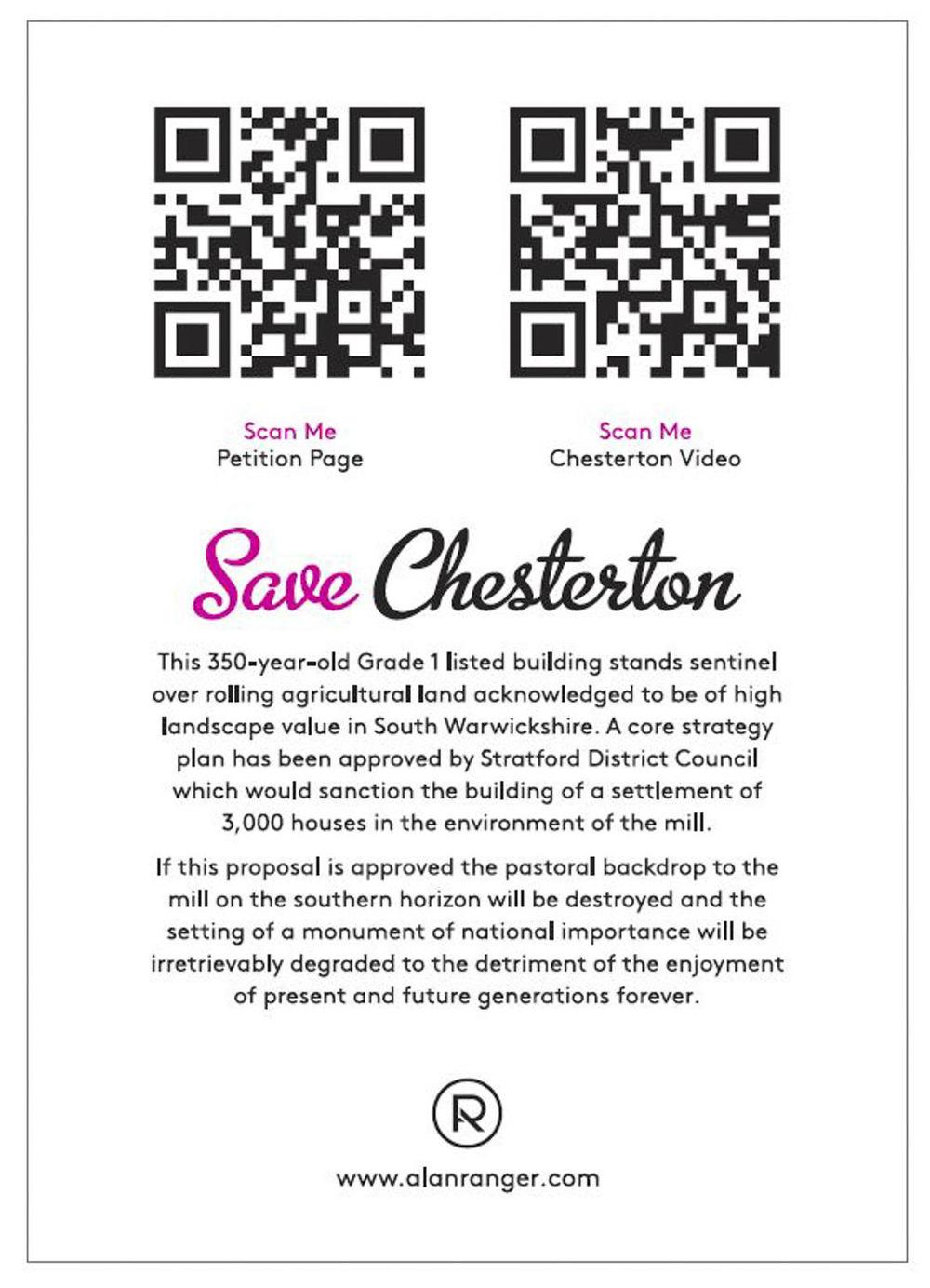 SaveChesterton