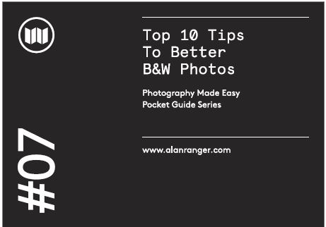 #07 Top Ten Tips To Better Portraits