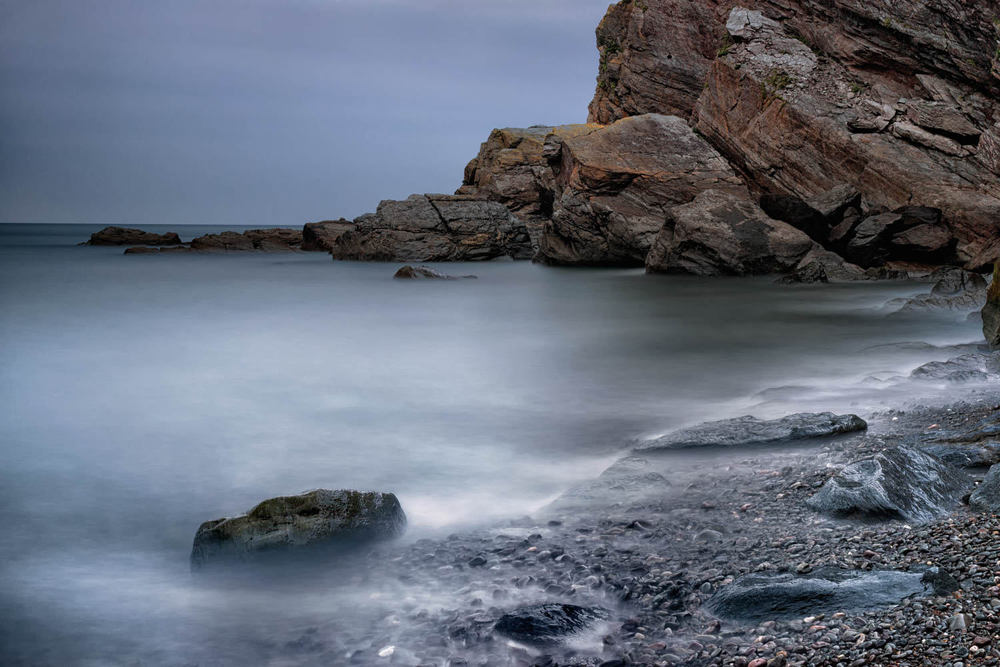 devon seascape photography workshop