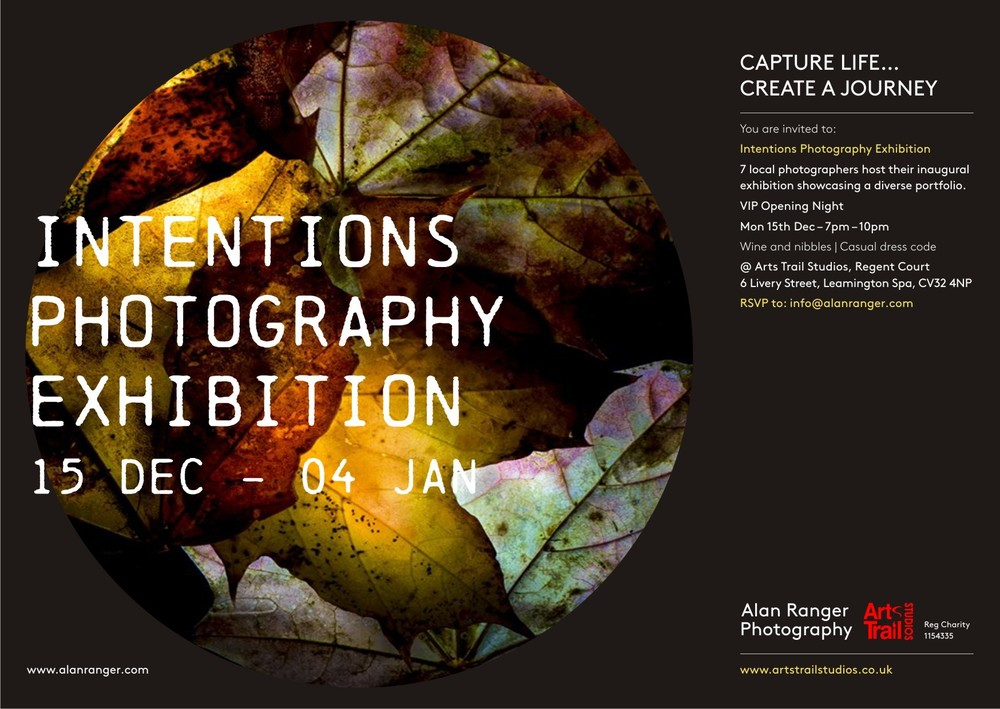 intentions photography exhibition