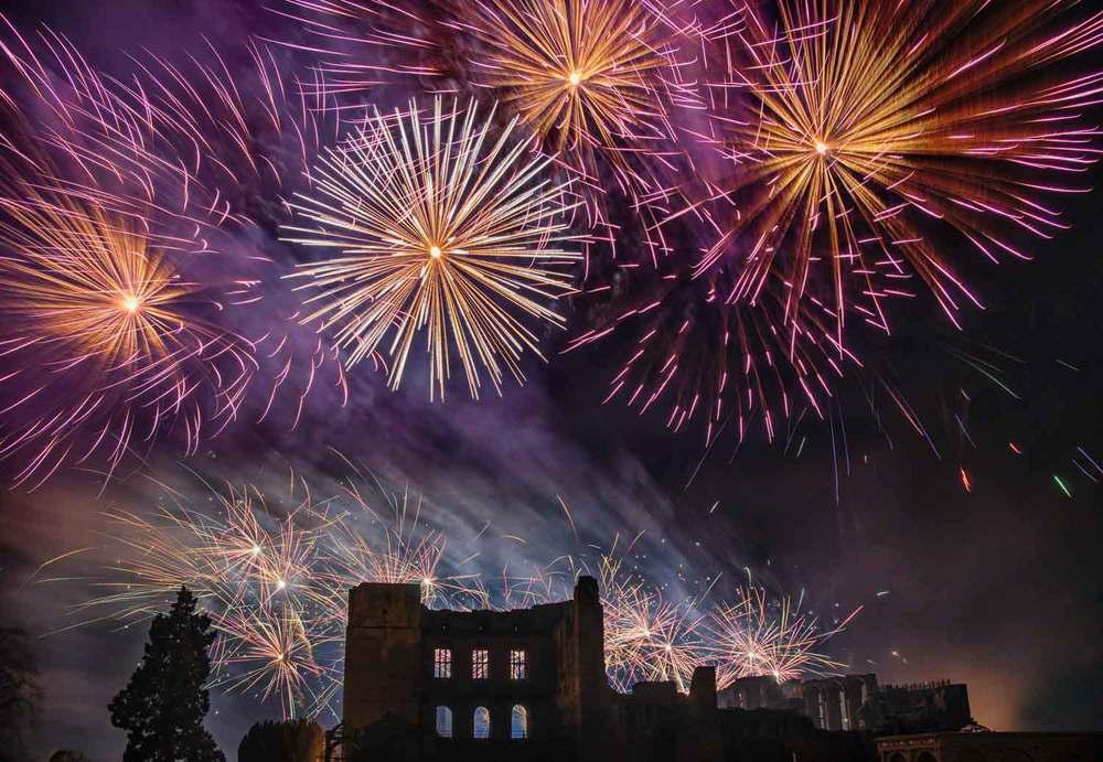 kenilworth Fireworks 2014-3