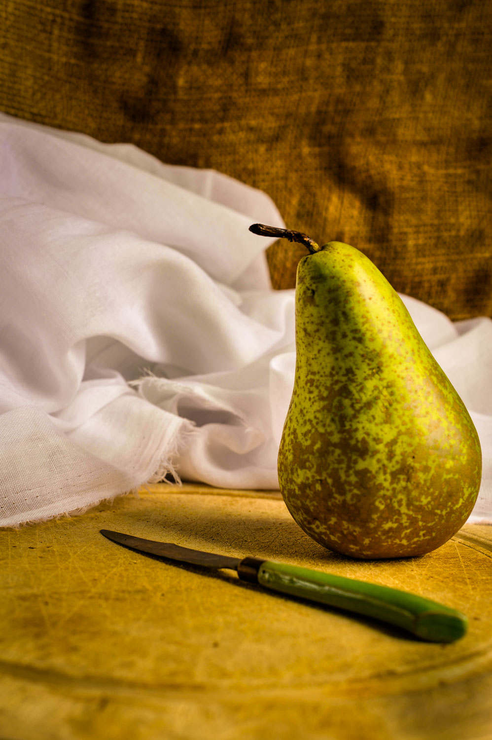 Still Life Assignment - by Caroline Gee