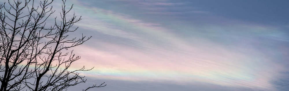 Mandela rainbow cloud