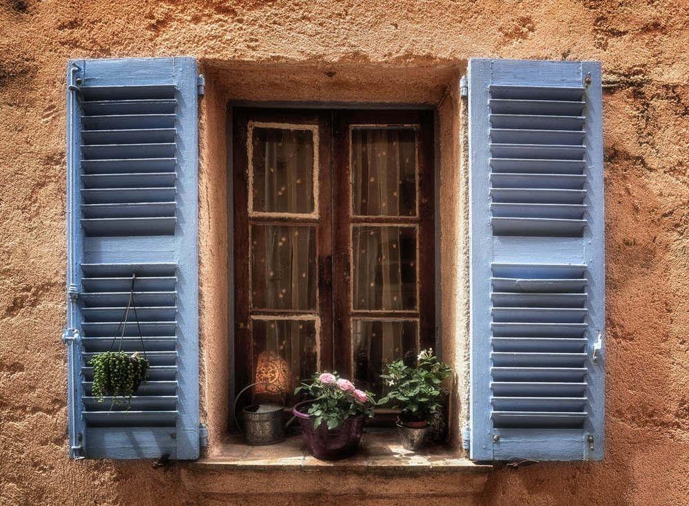 provence window