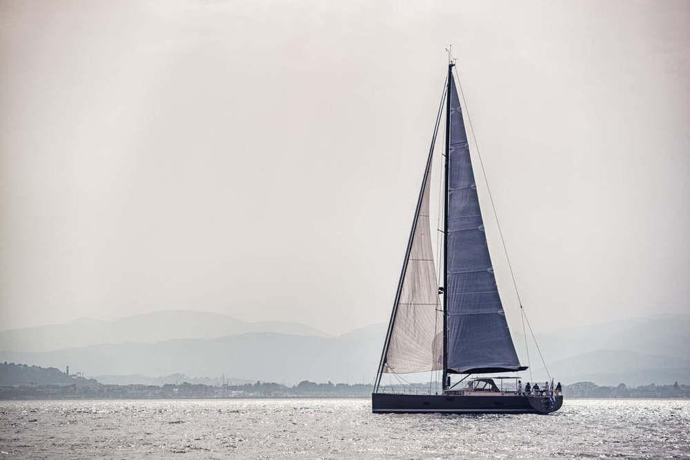 tropez sailing