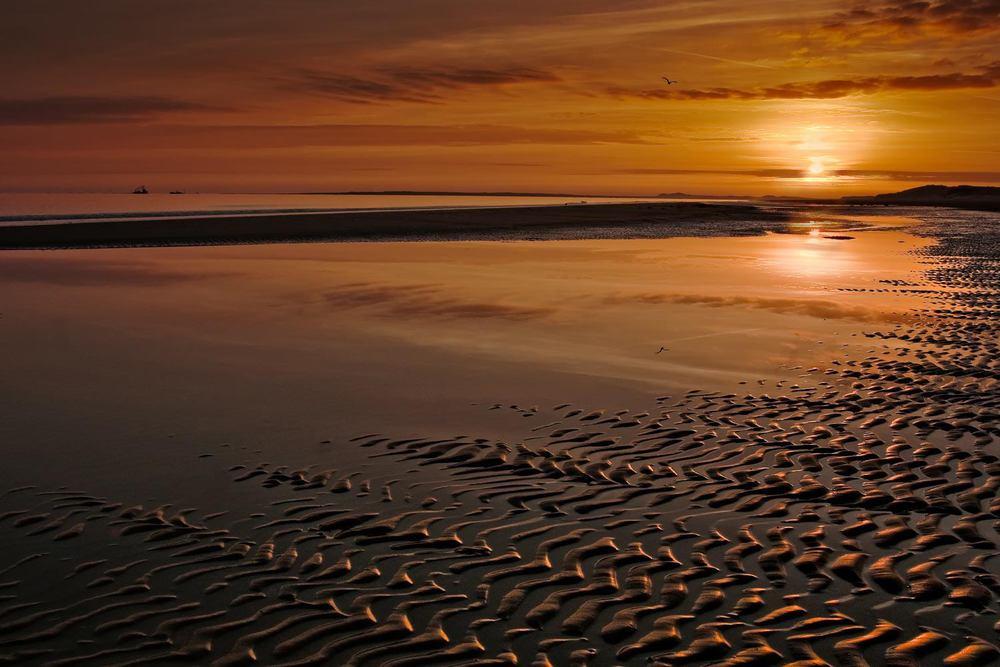 tidal footprint