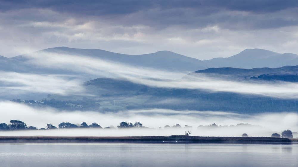 bassenthwaite mist