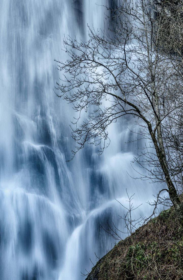 Pistyll Rhaseadr Falls