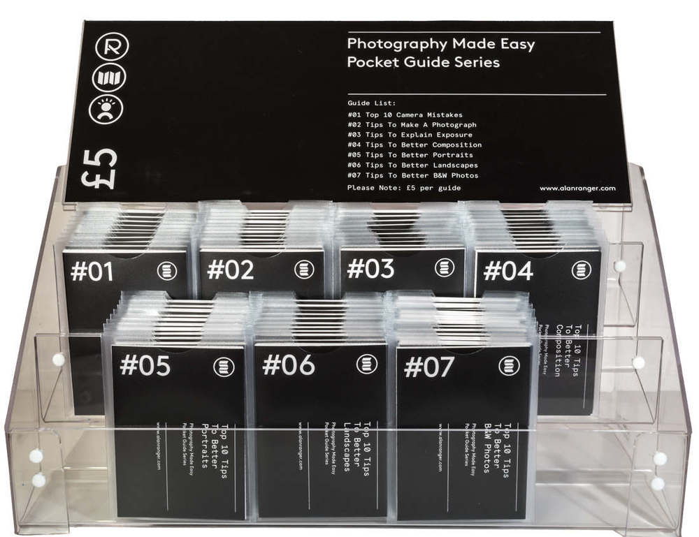 Photography Made Easy Pocket Guides