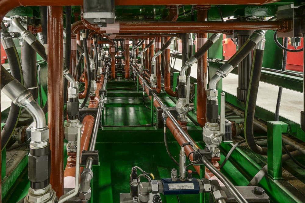Savery Hydraulics - JLR