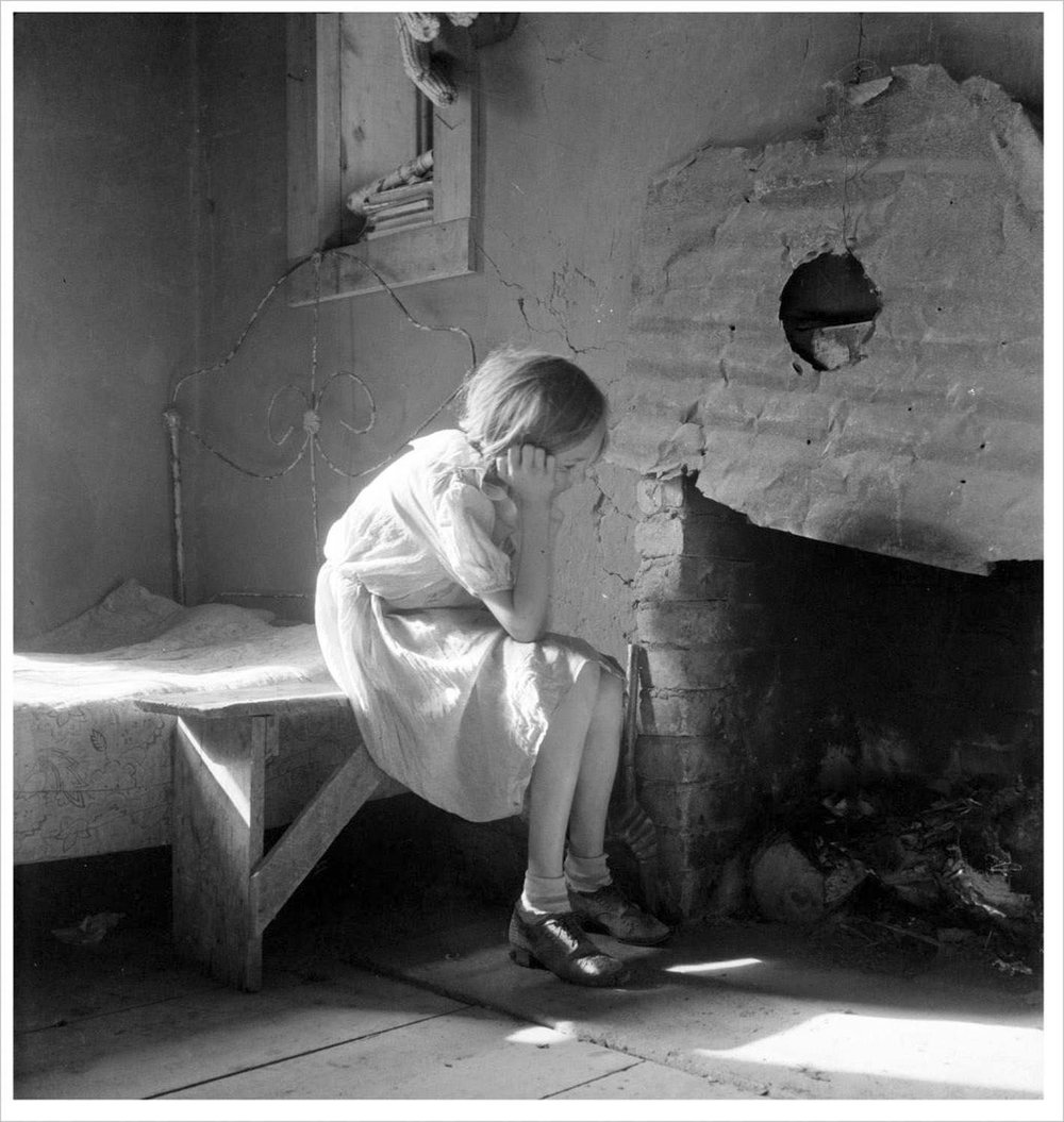 The American photographs are fascinating. All small and black and white, they show an unimaginable life. In the first image inside the door, ...