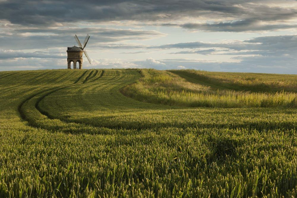 Chesterton Windmill - Jun 2016